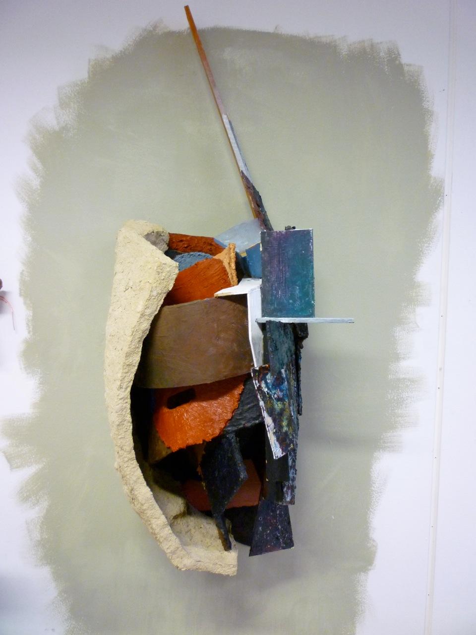 Masker (...) 2013, André Kruysen