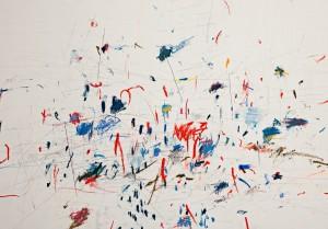 Charlotte Warsen, untitled, 40x60cm, oil crayon on paper (2)